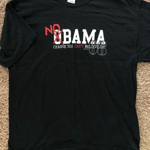 No Bama '08 Political Shirt